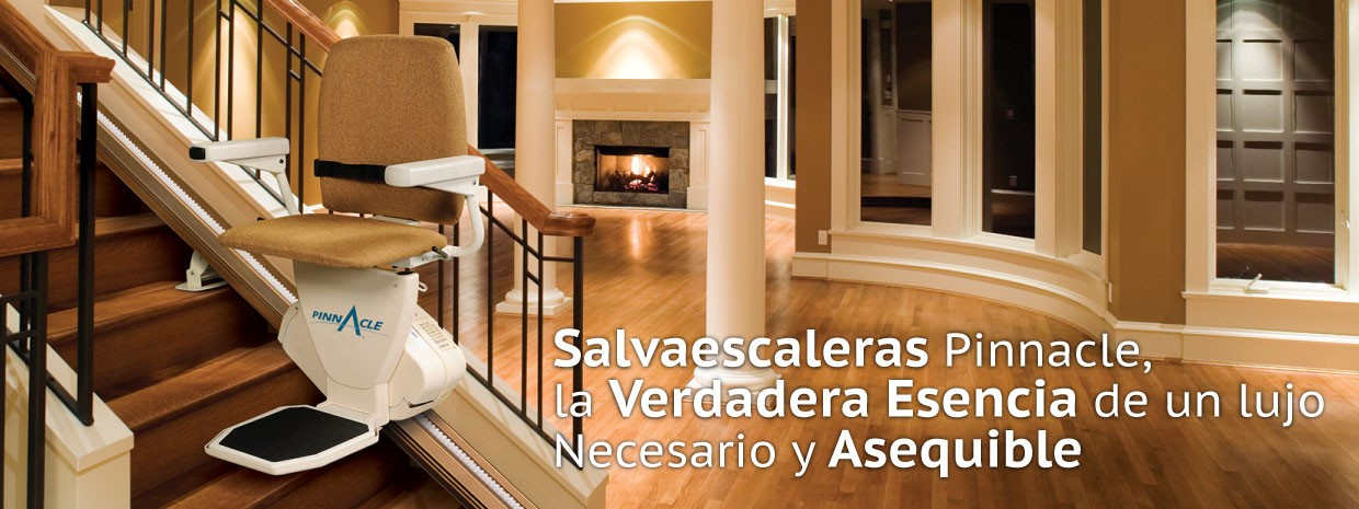 foto salvaescaleras pinnacle en hogar